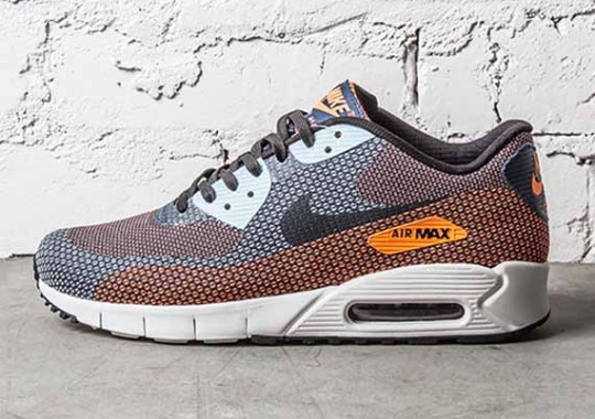 Nike Air Max 90 JCRD – Atomic Orange – Squadron Blue