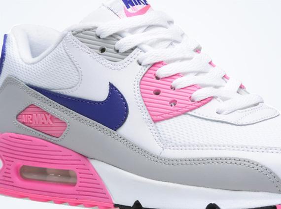 mens pink air max 90