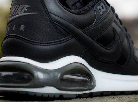 size 40 69b55 e3d5f Nike Air Max Command – Black – White – Dark Grey