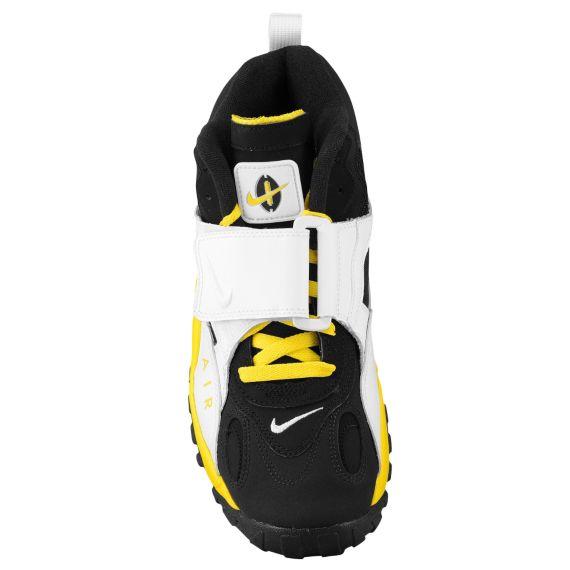 Nike Air Max Speed Turf - Black - Tour Yellow - White ...