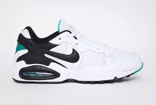 Nike Air Max Triax '94 – White – Black – Teal