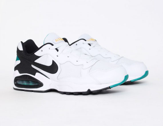Nike Air Max Triax 94 OG White Black Turbo Green
