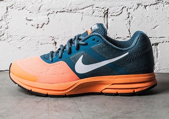 20f8440369a08 Nike Air Pegasus 30+ – Night Factor – Atomic Orange