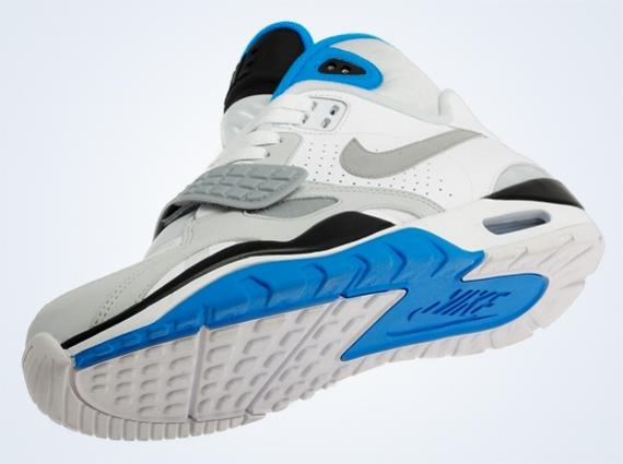 low priced 4e4e7 925b7 Nike Air Trainer SC II – White – Wolf Grey – Pure Platinum – Light Photo  Blue