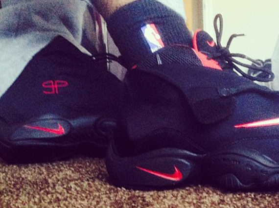 the best attitude 38fe7 86e4c Nike Air Zoom Flight The Glove – Black Red PE