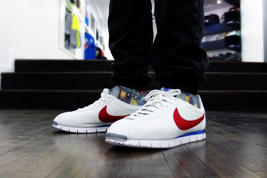 buy popular 28cb7 b9e0d Nike Cortez NM QS Pack - SneakerNews.com
