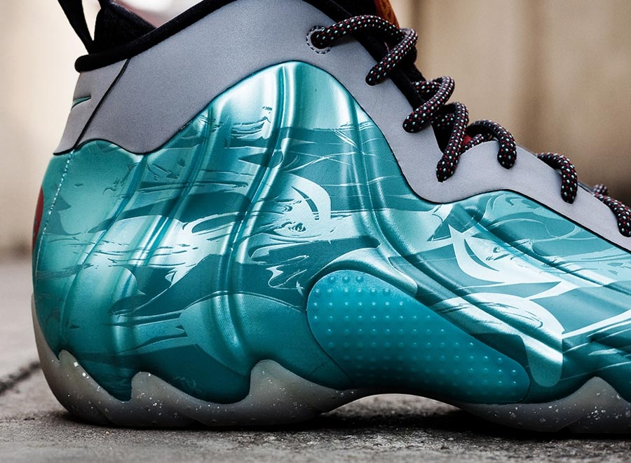 separation shoes 29a49 f7f59 Nike Air Flightposite Exposed