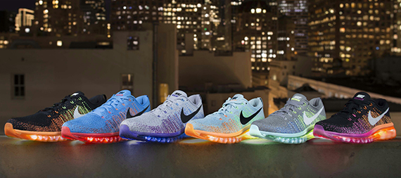 Nike Air Max Flyknit January & February 2014 Releases