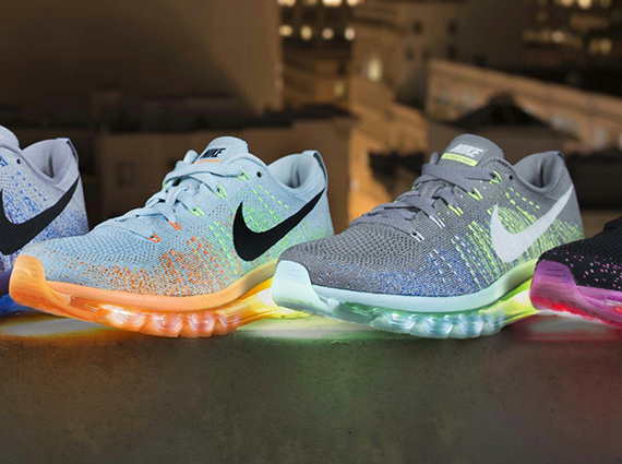 detailed pictures a3673 7592a Nike Air Max Flyknit - January & February 2014 Releases ...