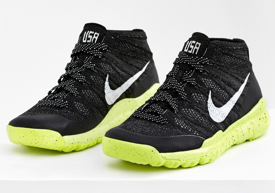 The Nike Flyknit Trainer Chukka FSB will be the go-to sneaker model for USA  athletes at the upcoming Winter Olympics in Sochi. The good news is that 107b7ea62