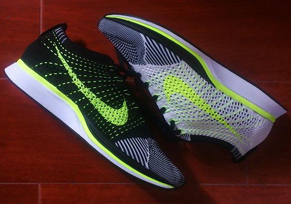 Nike Racer Flyknit Volt