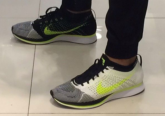 cheap for discount 9eac7 406a7 Nike Flyknit Racer. Source paomantoMcLovin on NT ...