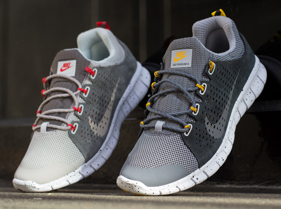 Nike Free Powerlines II – January 2014 Releases