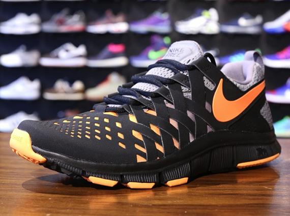 Nike Free Trainer 5.0 Orange Atomique