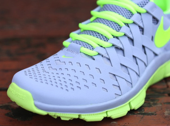 Nike Free Trainer 5.0 - Wolf Grey - Volt - SneakerNews.com 25970b61a