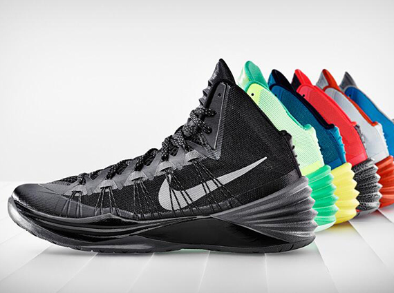 d1d42709f750 The Nike Hyperdunk 2013 is the Most Popular Sneaker in the NBA ...
