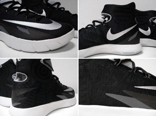 Nike Hyperrev – Black – Grey – Silver