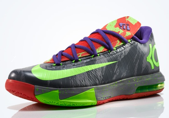 """Nike KD 6 """"Cool Grey"""""""