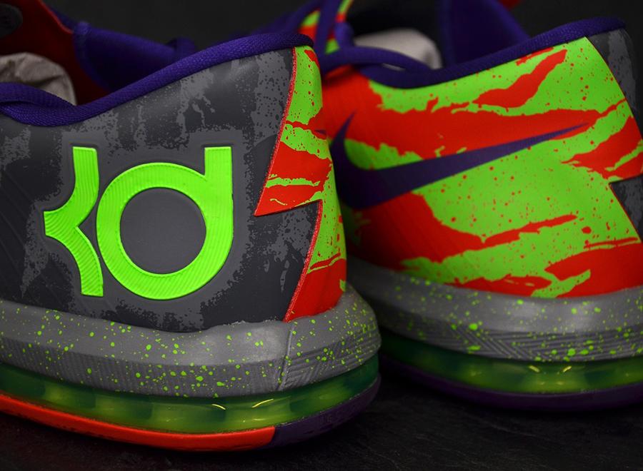 finest selection b158f 12921 Nike KD 6