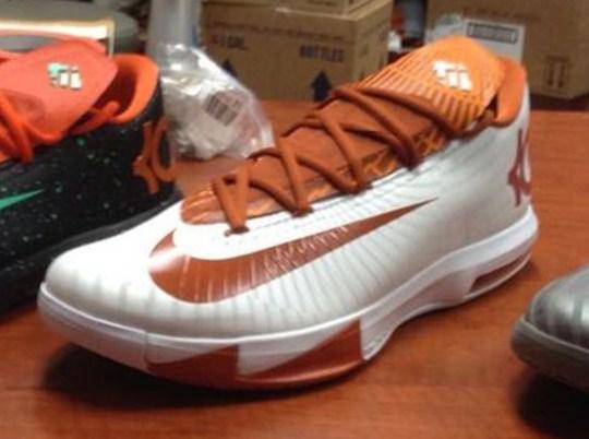 """Nike KD 6 """"Texas"""" PE"""
