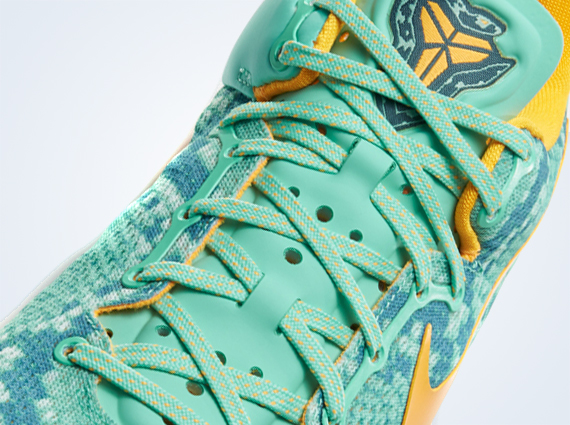 """new arrival 3599c c6763 Nike Kobe 8 """"Green Glow"""" – Official Images"""