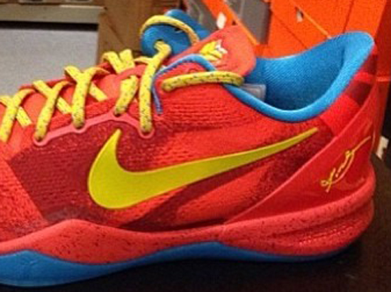"new concept 80254 0d848 Nike Kobe 8 ""Year of the Horse"""
