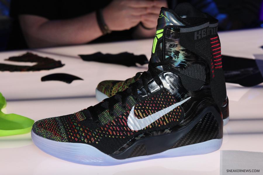 sports shoes c6cd1 3e4ae Nike Kobe 9 Elite