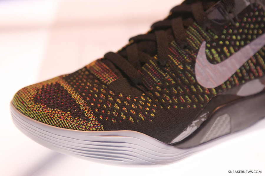 Kobe 9 Masterpiece On Feet nike-kobe-9-elit...