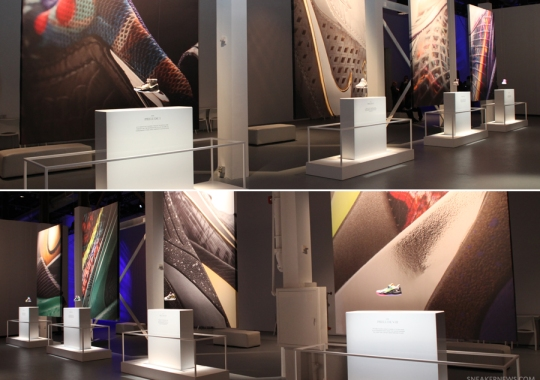 A Detailed Look at the Nike Kobe Prelude Exhibit