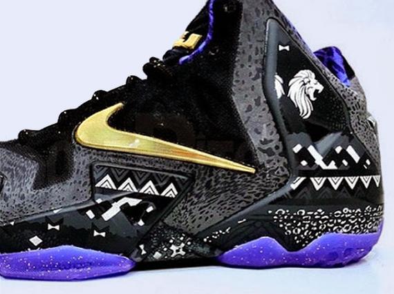 Nike LeBron 11 \