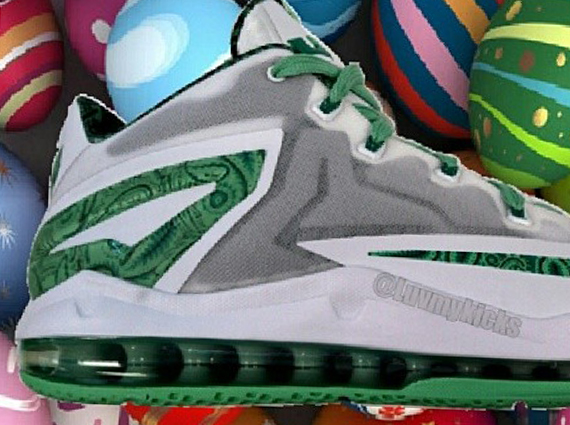 Easter Lebron 11 High Nike LeBron 11 Low