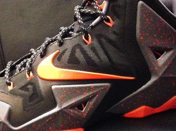 Nike LeBron 11 quot Oregon State Beaversquot PE