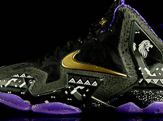 Nike LeBron 11 GS quot BHMquot