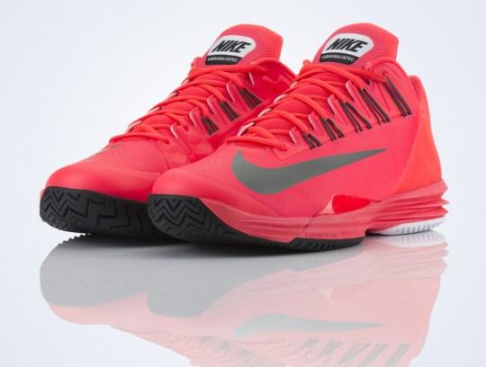 Nike Lunar Ballistec – Inspired by Basketball and Football Design
