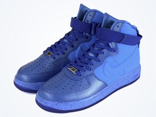 """Nike Lunar Force 1 High """"Speckle"""" – Game Royal – University Blue"""