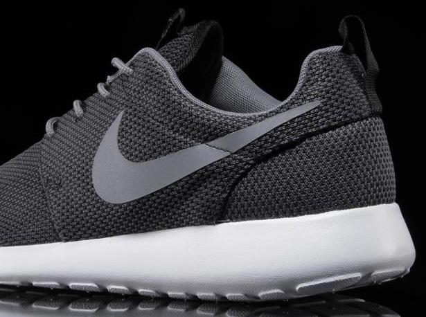 5db2c652e14a Nike Roshe Run - Black - Cool Grey - White - SneakerNews.com