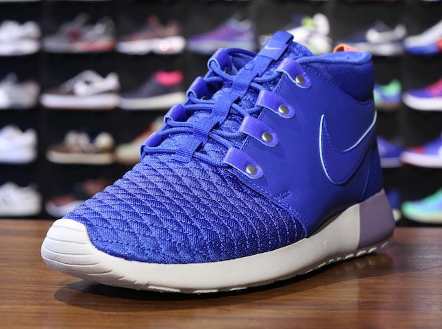 llidor Nike Roshe Run Mid - SneakerNews.com