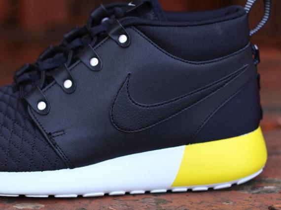 Nike Roshe Womens Leather
