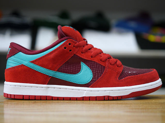 wholesale dealer d0f7c 6fd4f Nike SB Dunk - January 2014 Releases - SneakerNews.com