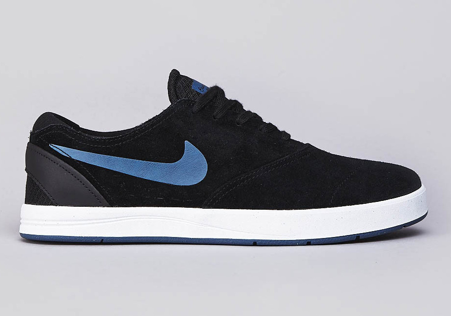Nike SB Eric Koston 2 - Black - New Slate - Varsity Maize ...