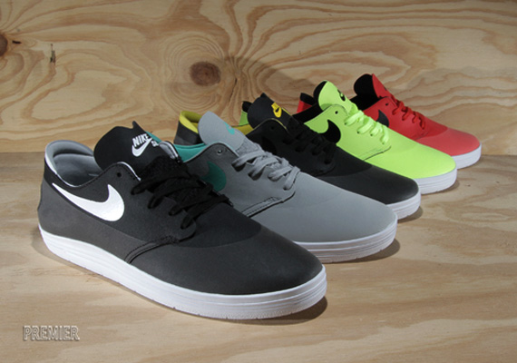 new arrival 6dd82 2980f Nike SB Lunar One Shot - January 2014 Releases - SneakerNews.com