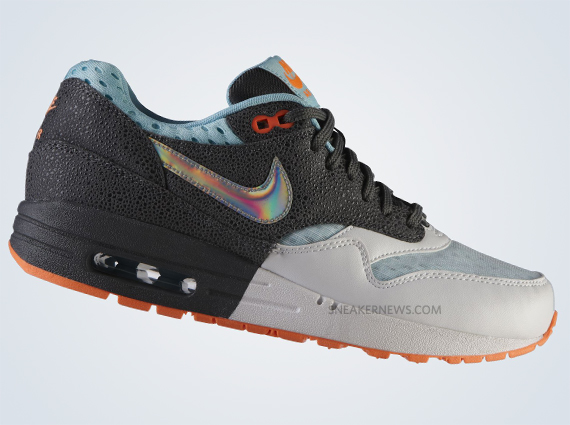 nike air max 1 holographic