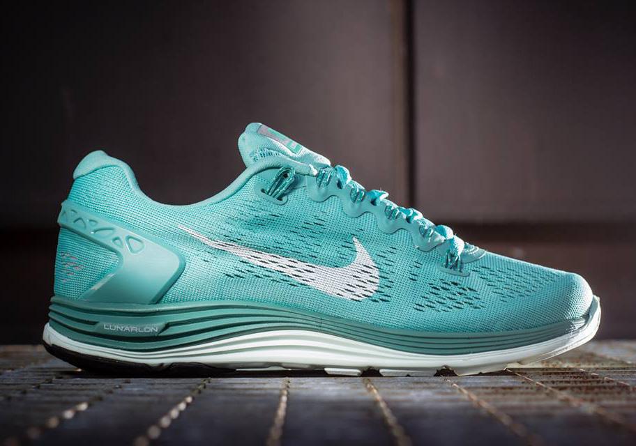 Nike WMNS LunarGlide+ 5 – Diffused Jade – Jade Glaze ...