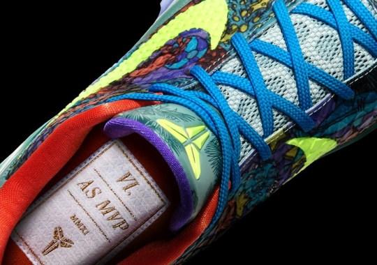 """Nike Zoom Kobe VI Prelude """"All Star MVP"""""""