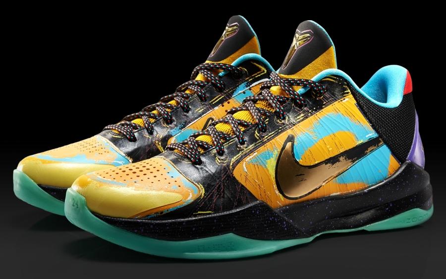 Nike Zoom Kobe V Prelude
