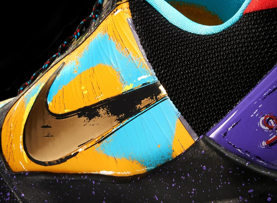 "the best attitude 91aea 023f4 Nike Zoom Kobe V Prelude ""Finals MVP"""