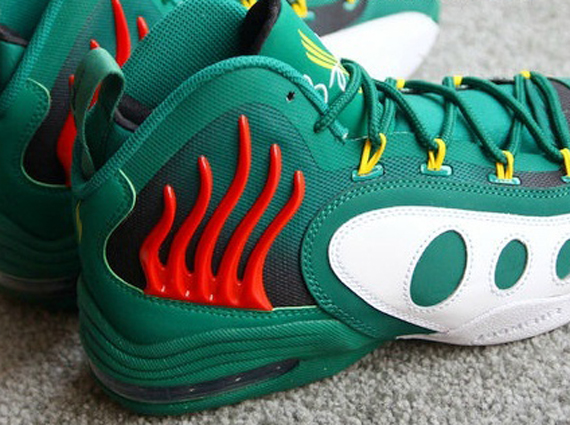 new product 1ce8d 39cdc Nike Zoom Sonic Flight – Green – Red – Yellow