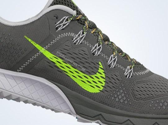 Nike Zoom Terra Kiger – Mercury Grey – Volt – Pure Platinum