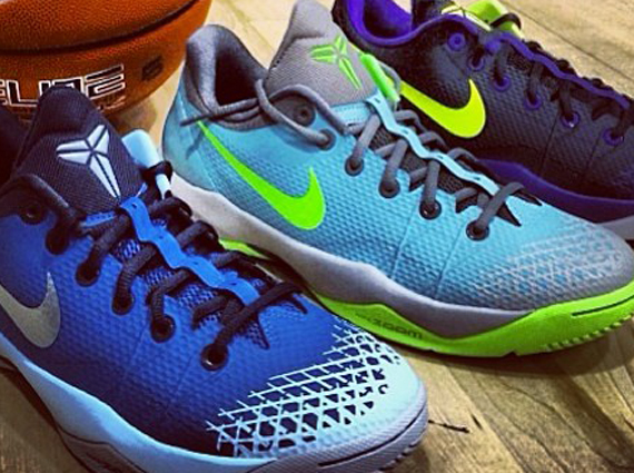 sports shoes 31b22 dba2b Nike Zoom Kobe Venomenon 4 – Upcoming Releases