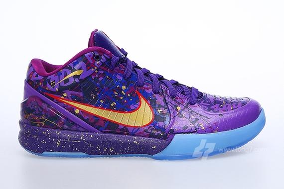 Nike Zoom Kobe 4 Prelude - Release Reminder - SneakerNews.com